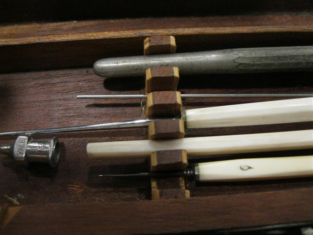 19th Century Eye Surgery Instruments - Talbot Medical Museum